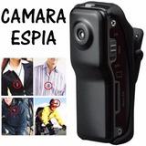Mini Camara Espia Inalambrica Recargable Detector De Sonido