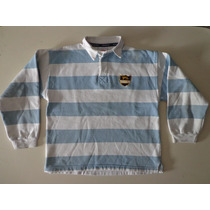 Pullover Sweater Buzo De Rugby Legacy Talle S = M