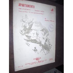 Partitura Do Filme Se Meu Apartamento Falasse 1949