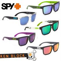 Spy+ Helm Ken Block Lentes Gafas De Sol Liquidación!!