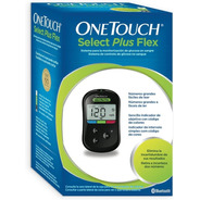 Medidor Glucosa One Touch Select Plus Flex Glucometro