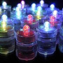 Velas Luces Led Sumergibles Impermeable Centro Mesa Piscina