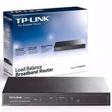 Router Load Balance Até 4 Links Tp-link Tl-470t+ 4 Wan