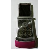 Sucata Motorola V3 Roxo Gsm