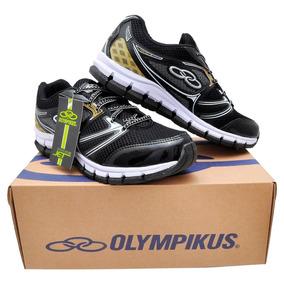 Tênis Olimpicos Masculino Do 37 Ao 43 Confortável Caminhada