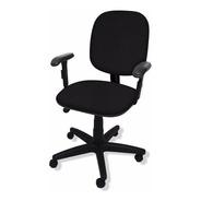 Cadeira Diretor Flex Giratória C/ Lamina Relax E B.regulavel