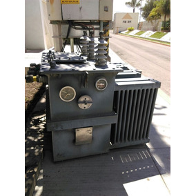Transformador Tipo Poste 225 Kva.