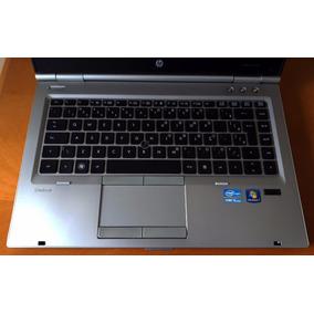 Notebook Hp Elitebook Core I5 C/ Hd 128gb Ssd E 8gb Ddr3
