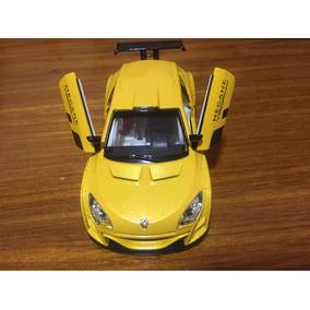 Miniatura Metal 1:32 Renault Sport Megane Colecionável