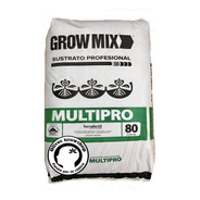 Sustrato Grow Mix Multipro Tierra Fértil 80 L  - Olivos Grow