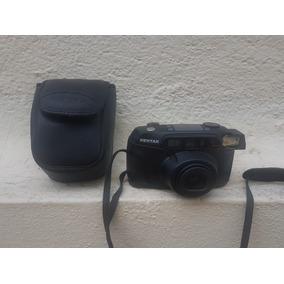 Câmera Pentax Espio 160 Made In Japan Funcionando