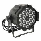 Dj Par 64 18x15w Led Etapa Iluminación Mostrar Rgbwa 5 En 1