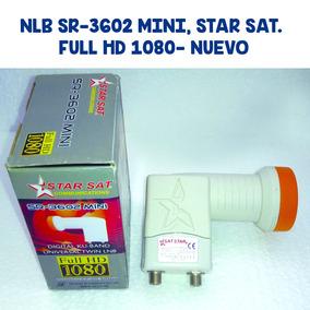 Nlb Sr-3602 Mini, Star Sat. Full Hd 1080- Nuevo