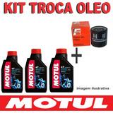 Kit Troca Oleo+filtro Harleydavidson Iron883 Motul3000 20w50