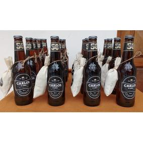 Cerveza Quilmes 340cc Souvenir Hombre 50 Años Personalizadas