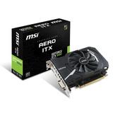 Tarjeta De Video Msi Geforce Gtx 1050 Aero Itx Oc 2gb