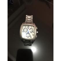 Reloj Lancaster Cronografo Aluminio Llamativo Deporti