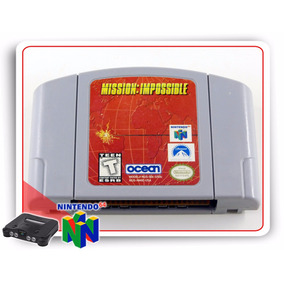 N64 Mission Impossible Original Nintendo 64