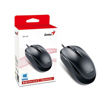 Mouse Genius 31010105100 Dx-120 Usb Preto 1200 Dpi