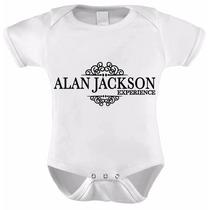 Body Baby Infantil Banda Alan Jackson Country Pop Rock