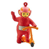 Teletubbies 8.5cm Collectible Po Figura Con Scooter