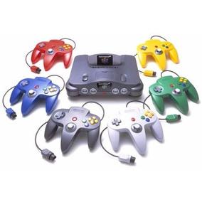 Emulador Nintendo 64 Com Todos Os Jogos