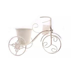 Bicicleta Maceta Para Decorar O Centro De Mesa
