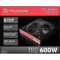 Fuente Pc Thermaltake Tr Tr2 600 Real 600w 43a Envio Gratis