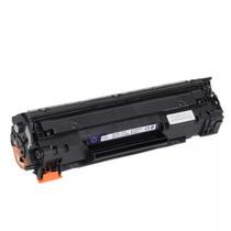Kit 4 Peças Toner Compatível P/ M125a 83a Preto Hp Laserjet