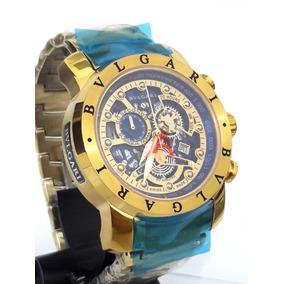 5c6132e10f2fc Modelos Lançamentos Relogios Bulgari - Joias e Relógios no Mercado ...