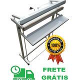 Maquina Seladora Embaladora Pedal 30cm // Frete Grátis \\