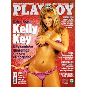 Playboy Nº 329 - Kelly Key - Baba, Brasil! (contém Poster)