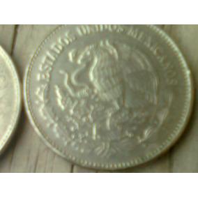 Monedas 50 Pesos Templo Mayor (lote 10 Piezas)