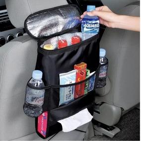 Organizador Portatil Cooler Bolsa Termica Para Carro Uber