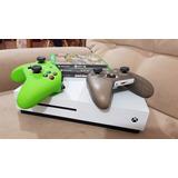 Remato Xbox One S 500gb 2 Controles 3 Juegos Gta 5 Fifa 17