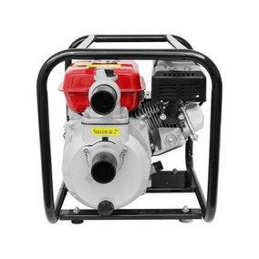 Bomba De Agua Con Motor A Gasolina 6.5 Hp 125 Adir