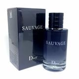 Dior Sauvage Eau De Toilette 100ml Masculino   100% Original