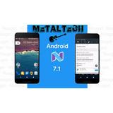 Actualizacion Software Android 7.1 Para Samsung, Lg, Sony