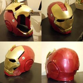 Cascos De Iron Man. Cascos De Ironman, War Machine. Cosplay