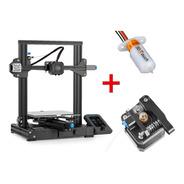 Kit Ender 3 V2 + Extrusora Em Alumínio + Bl Touch