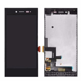 Para Blackberry Z20 Pantalla Lcd Tactil Digitalizador Negro
