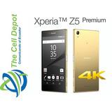 Sony Xperia Z5 Premium * 100% Nuevo * 100% Original * Libre