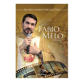 Dvd As Melhores Pregações Padre Fábio De Melo - Volume 1