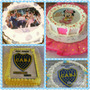 Foto Tortas 2, 5 Kg Infantiles, Despedidas Con Foto