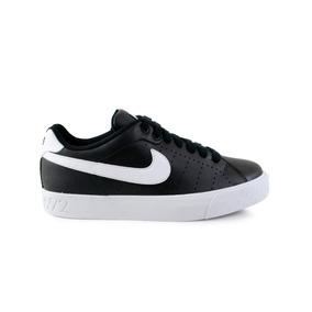 Tenis Nike Wmns Court Tour - Blanco Con Negro 487334-010