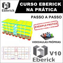 Curso Eberick V10 - Cálculo Estrutural Com Certificado