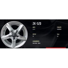 Roda 14 Modelo Audi Esportiva 4x100\108 Palio Uno Siena