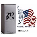 Perfume 212 Men Masculino Original Fragrância Similar