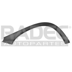 Moldura Arco Trasera Chevy 94-03 3 Puertas Der