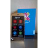 Celular Motorola Moto C Plus Edición Dorado Doble Sim